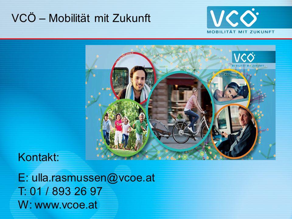 VCÖ – Mobilität mit Zukunft