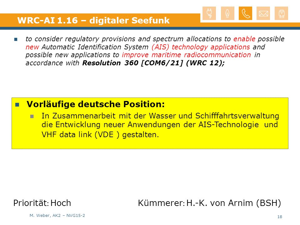 WRC-AI 1.16 – digitaler Seefunk