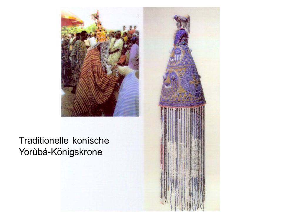 Traditionelle konische