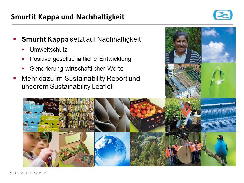 Smurfit Kappa und Nachhaltigkeit