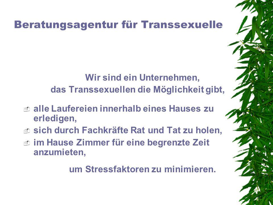 Beratungsagentur für Transsexuelle