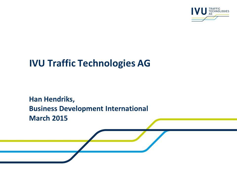 IVU Traffic Technologies AG
