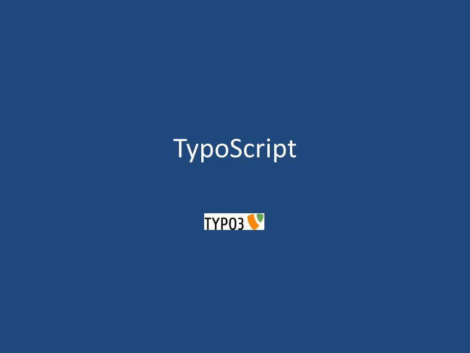 TypoScript