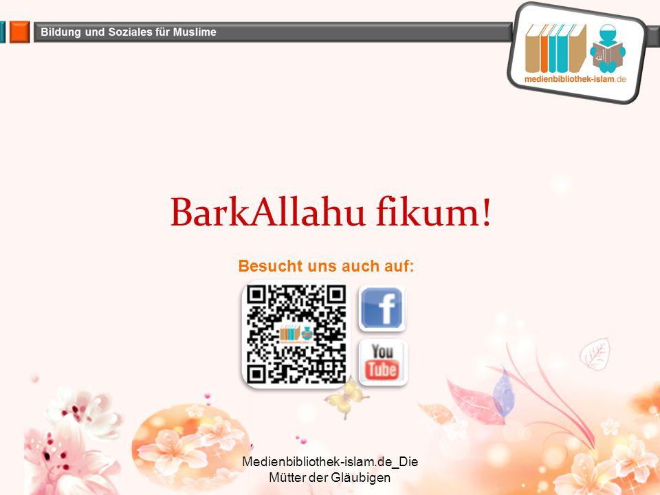 Medienbibliothek-islam.de_Die Mütter der Gläubigen