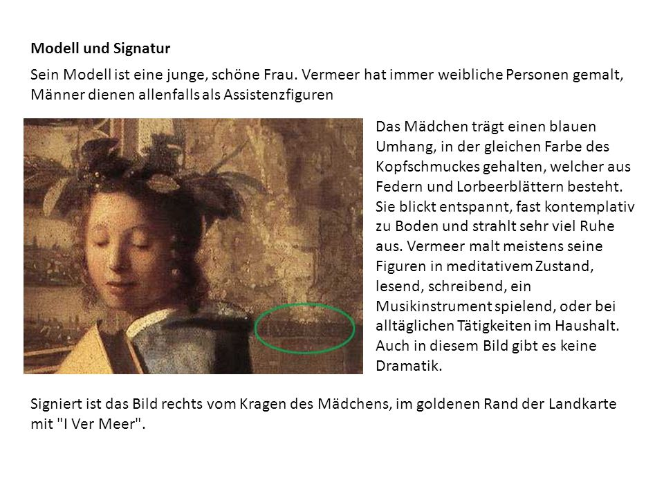 Modell und Signatur