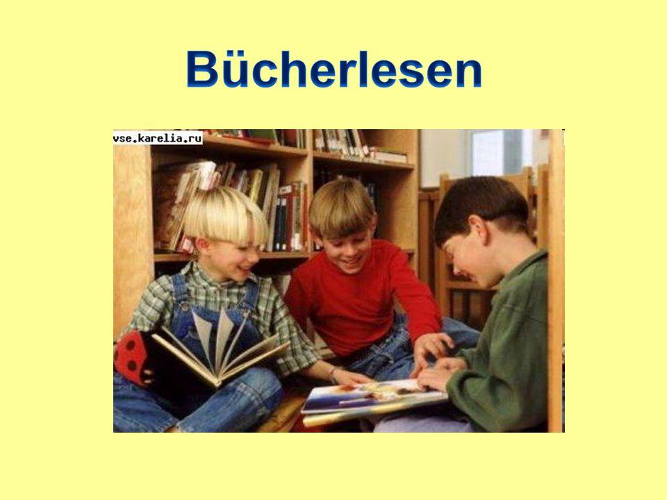 Bücherlesen