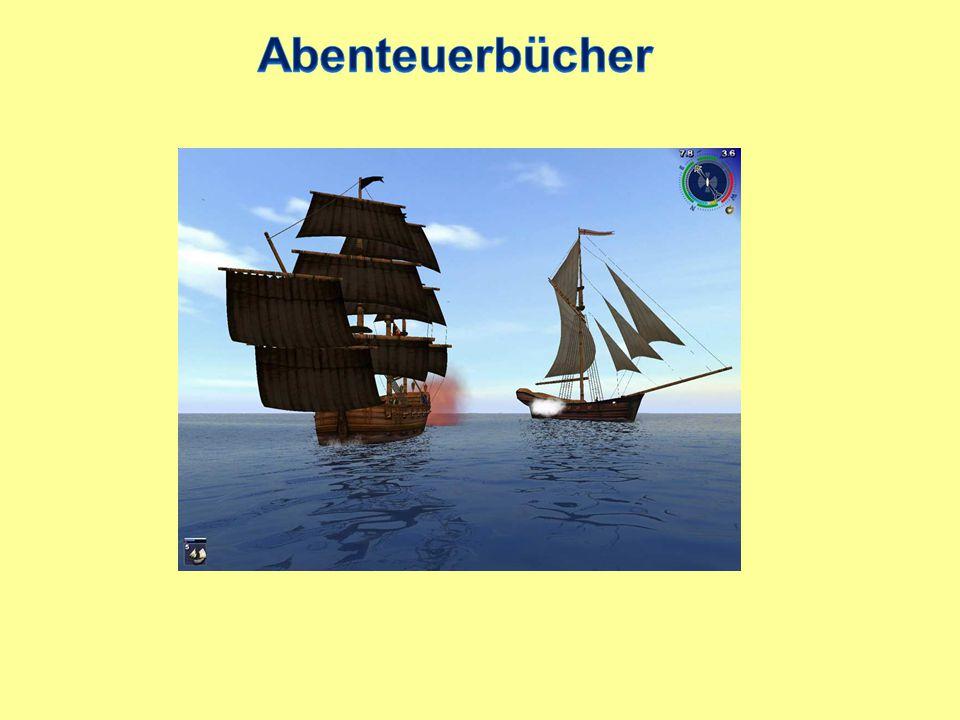 Abenteuerbücher