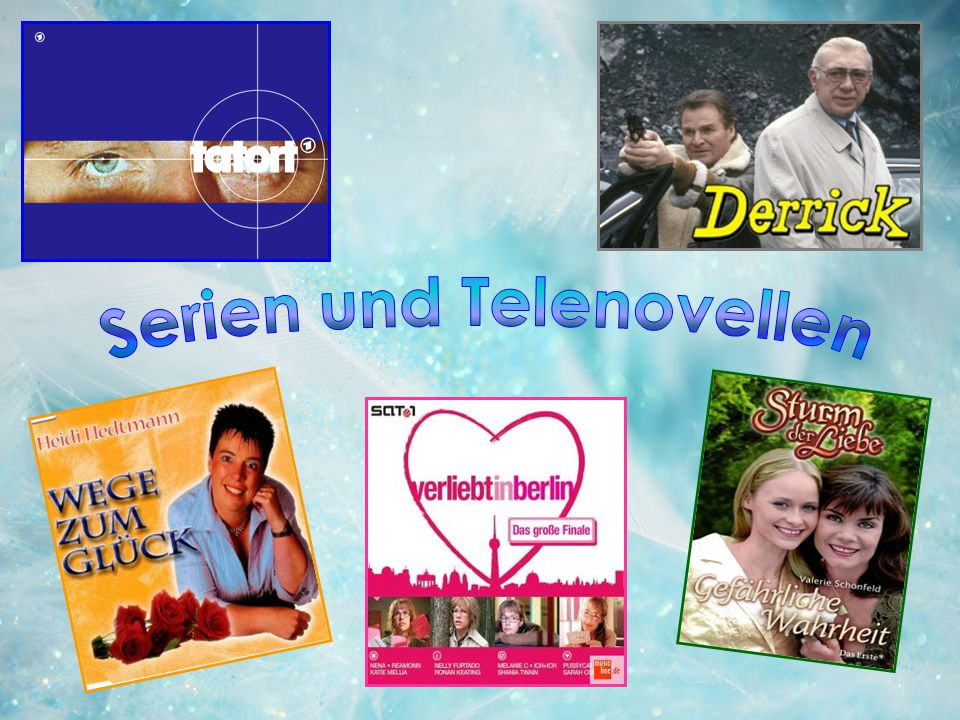 Serien und Telenovellen