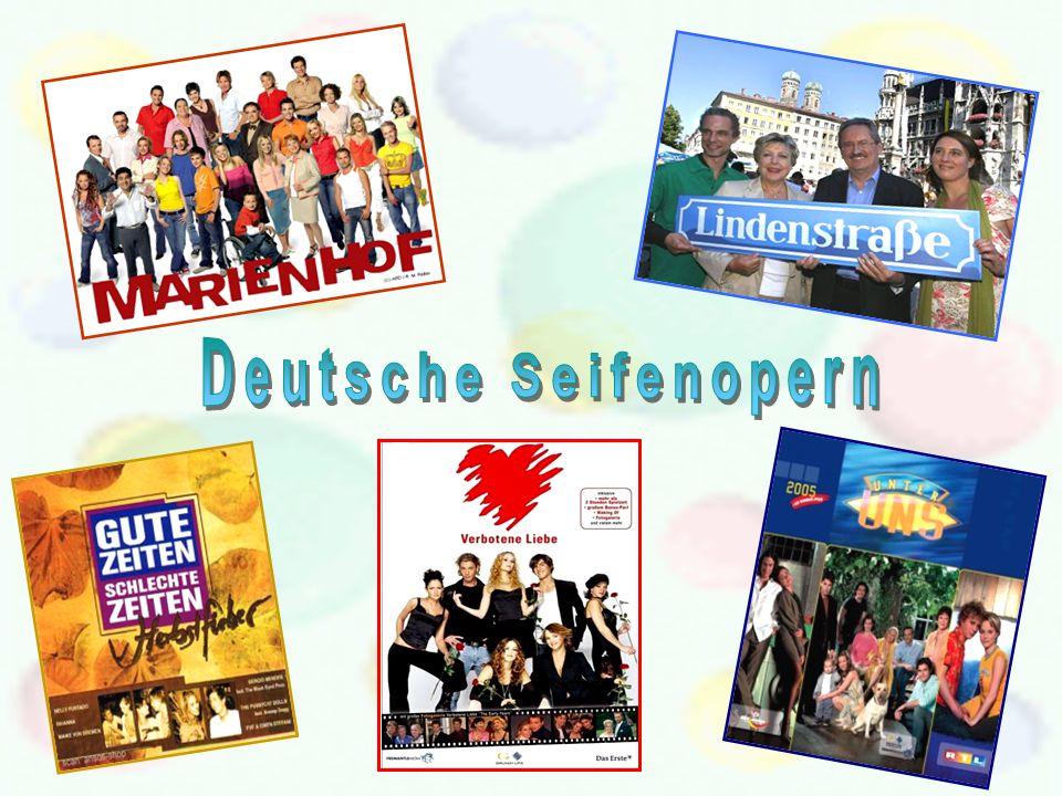 Deutsche Seifenopern