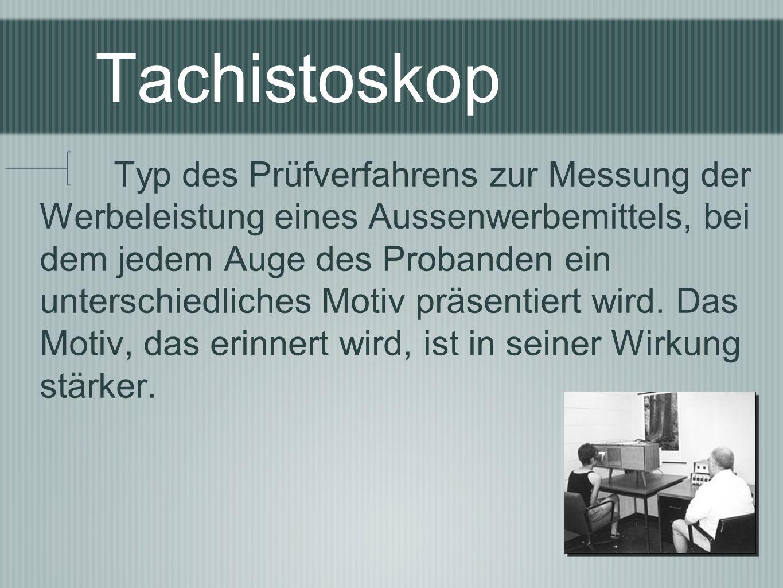Tachistoskop