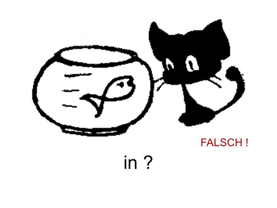 FALSCH ! in