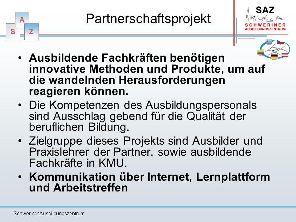 Partnerschaftsprojekt