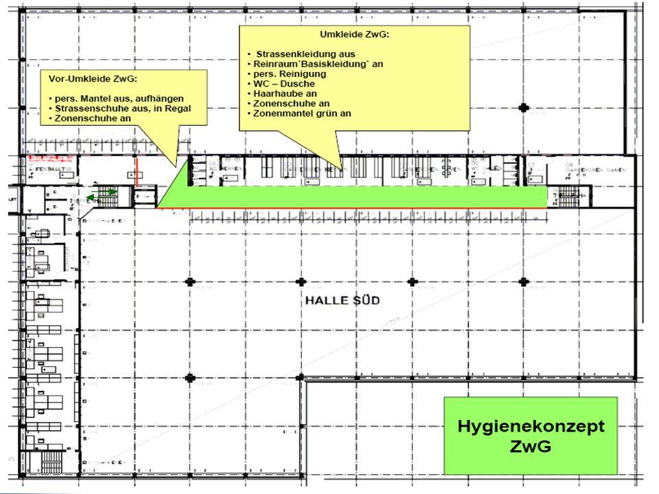 Hier sehen Sie das Zonen- und Hygienekonzept mit entsprechenden Erläuterungen
