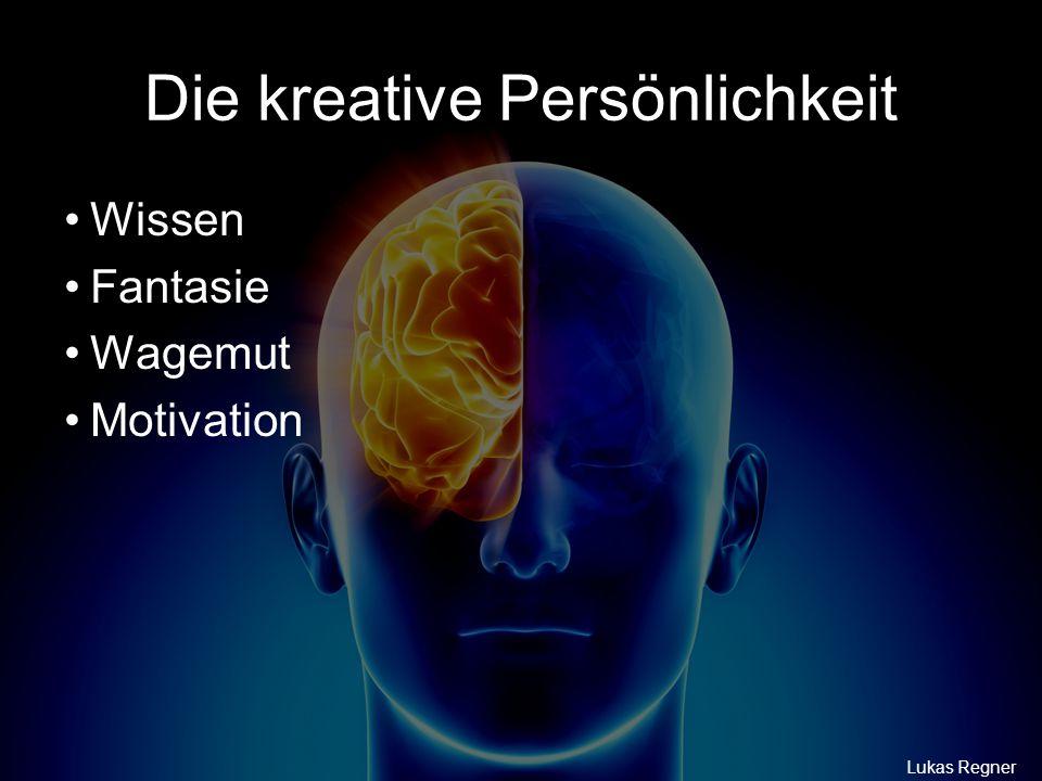 Die kreative Persönlichkeit