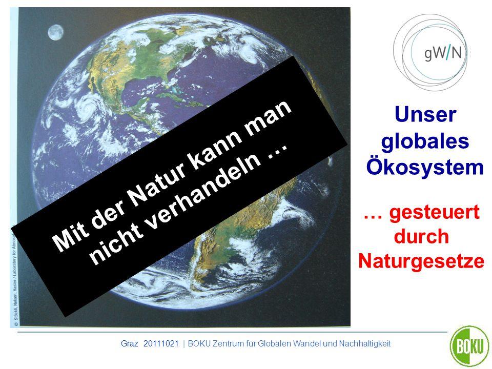Unser globales Ökosystem