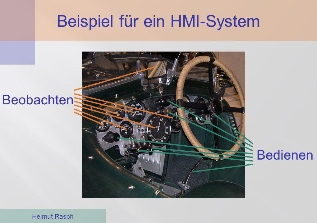 Beispiel für ein HMI-System