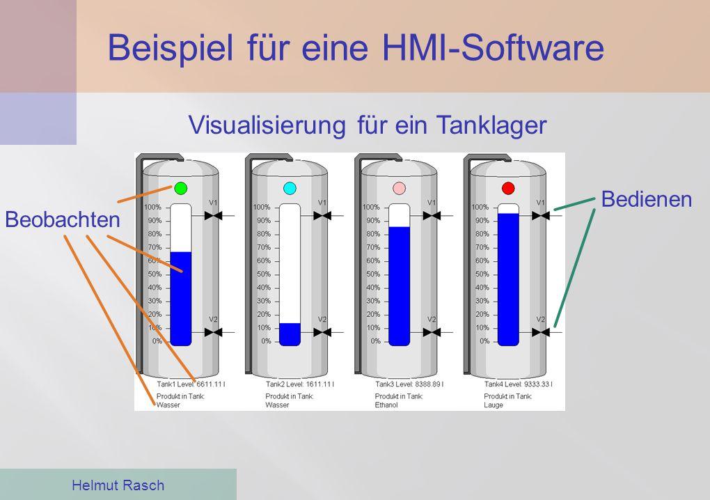 Beispiel für eine HMI-Software