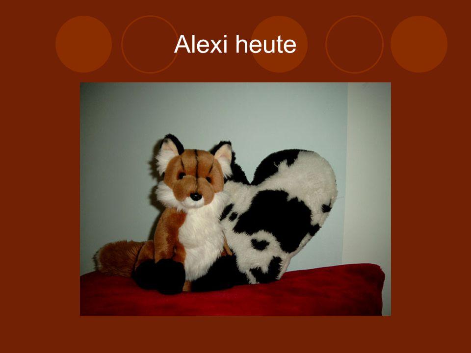 Alexi heute