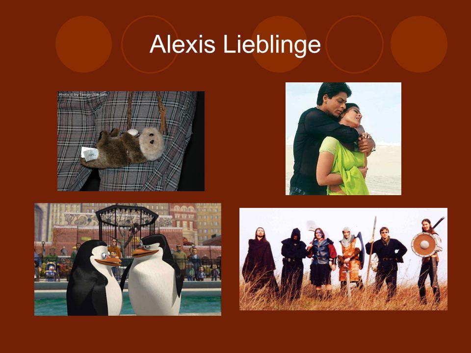 Alexis Lieblinge