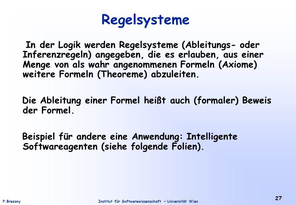 Regelsysteme