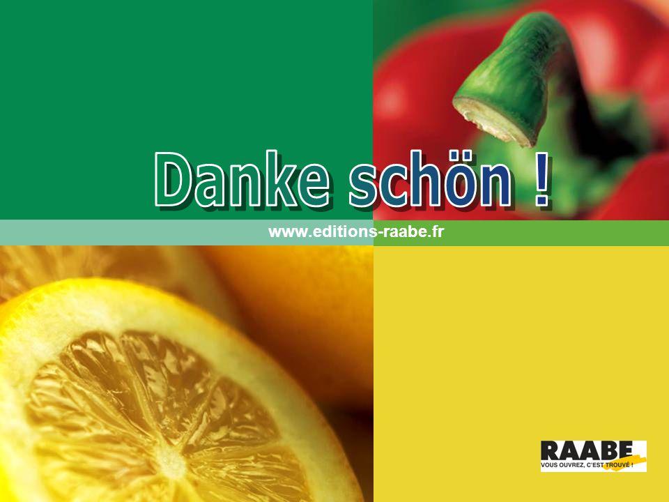 Danke schön ! www.editions-raabe.fr