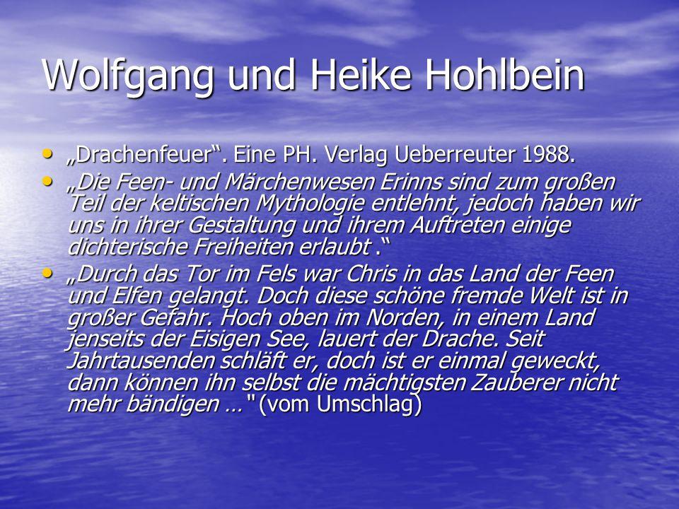 Wolfgang und Heike Hohlbein