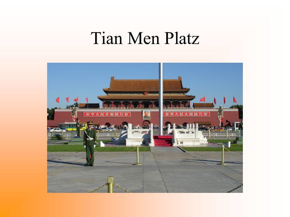 Tian Men Platz