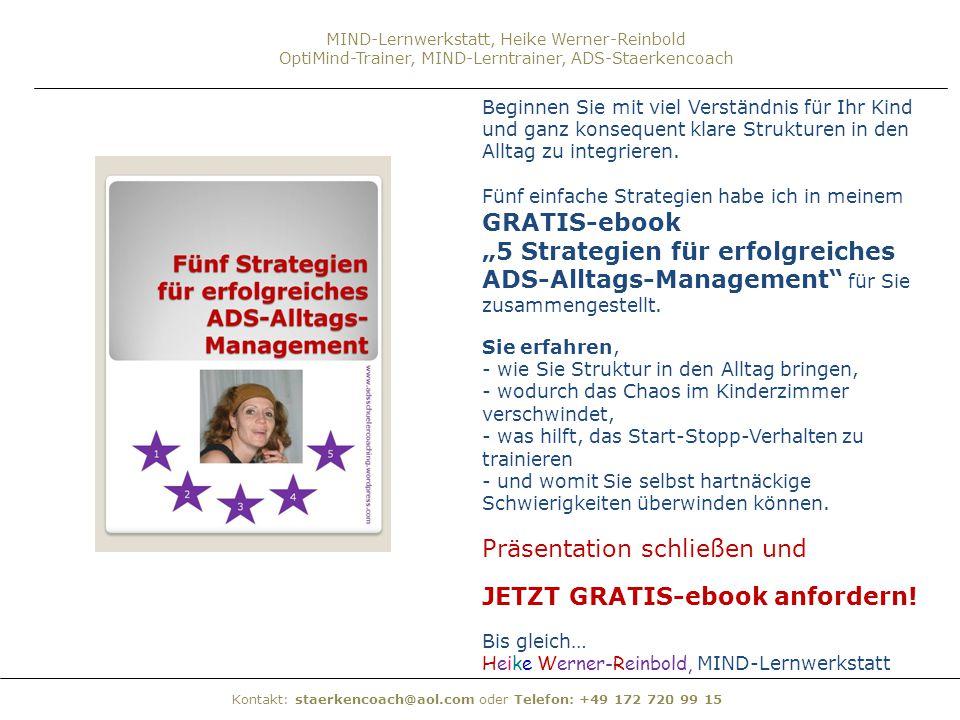 Präsentation schließen und JETZT GRATIS-ebook anfordern!