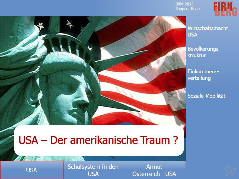 USA – Der amerikanische Traum