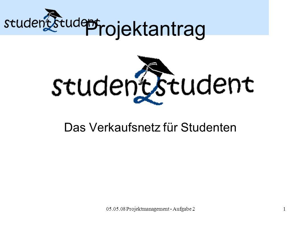 Das Verkaufsnetz für Studenten