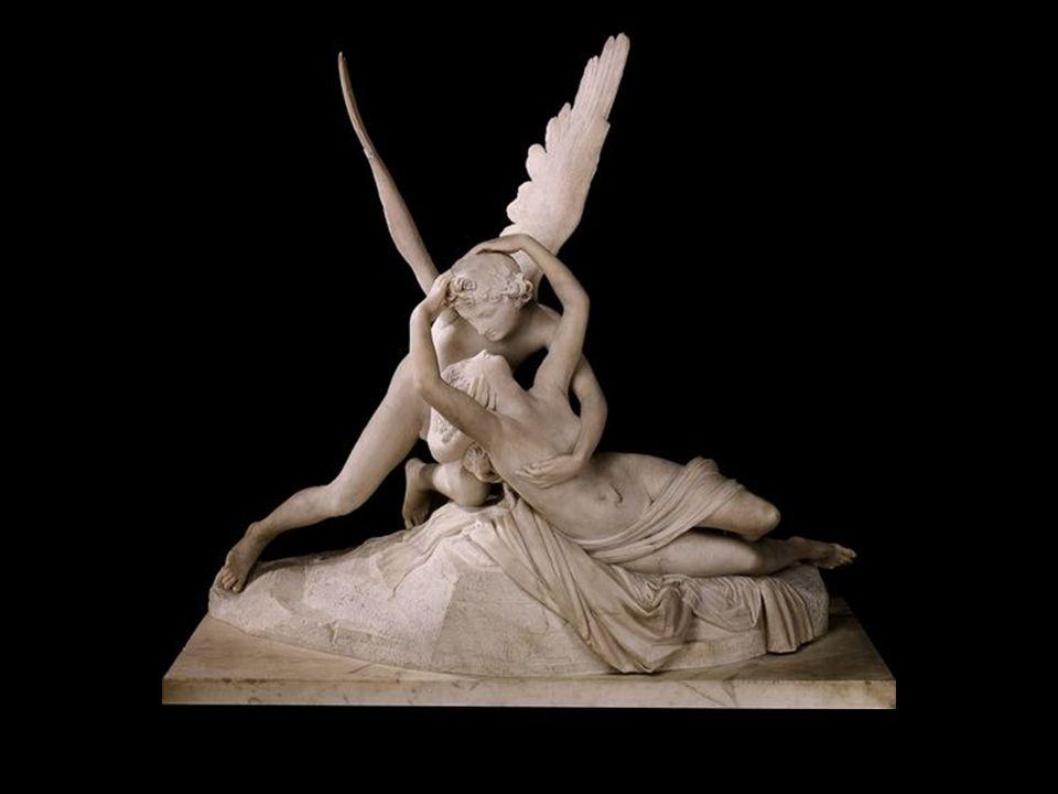 Canova Eros et Psyche