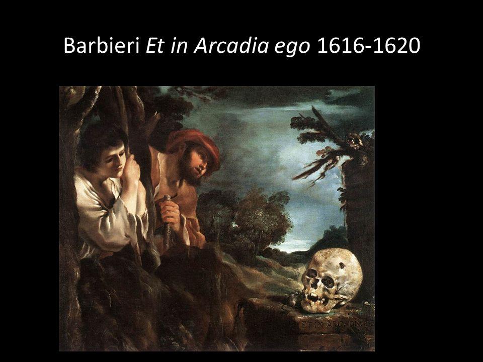 Barbieri Et in Arcadia ego 1616-1620