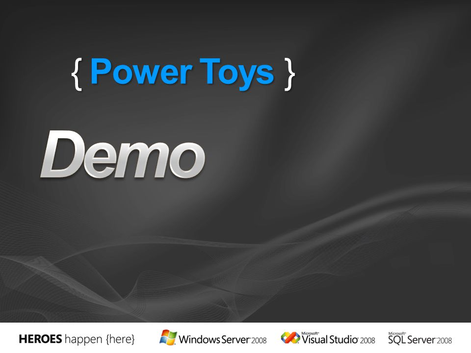 Demo { Power Toys } 4/12/2017 9:41 PM