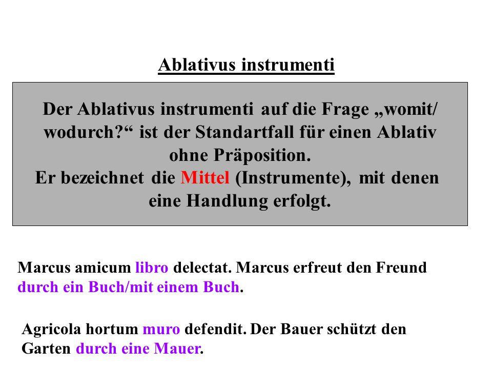 Ablativus instrumenti