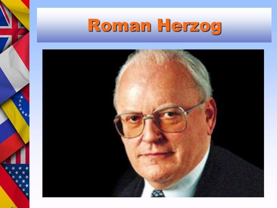 Roman Herzog Michail Gorbačov