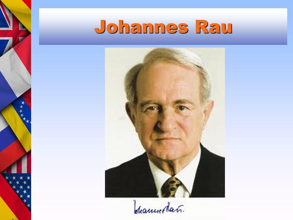 Johannes Rau Michail Gorbačov
