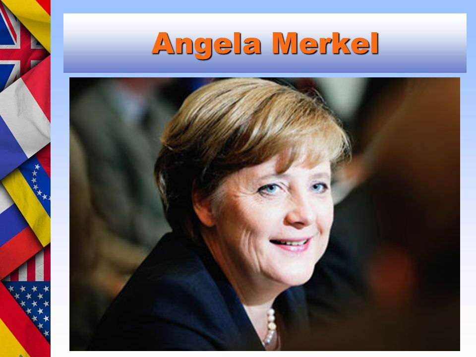 Angela Merkel Michail Gorbačov