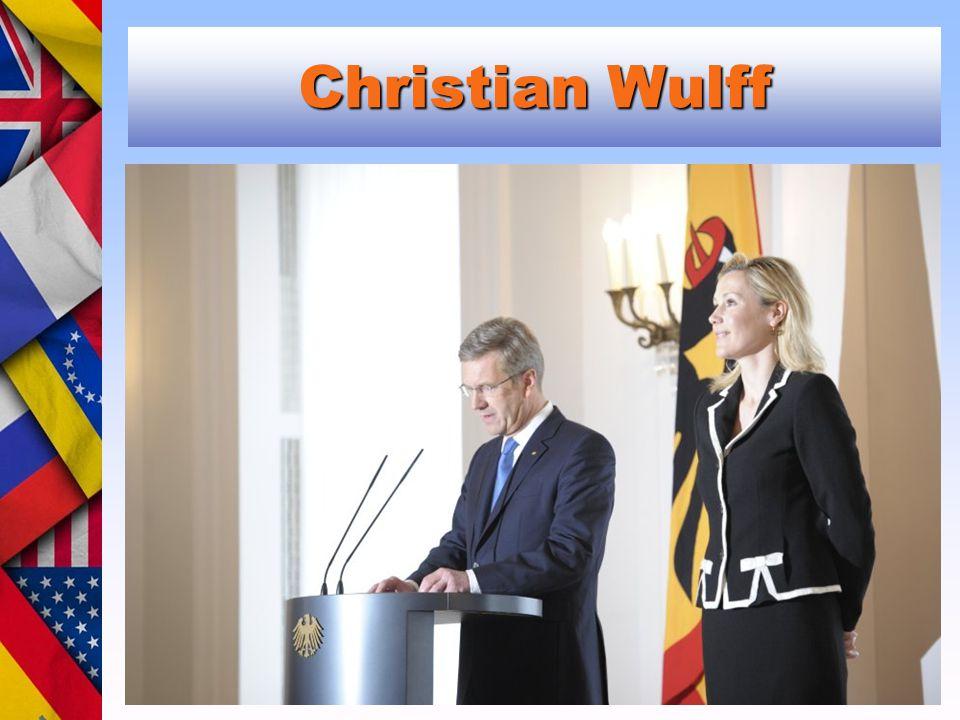 Christian Wulff Michail Gorbačov