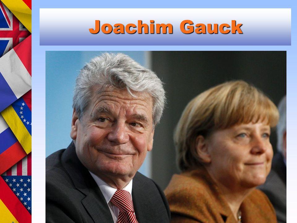 Joachim Gauck Michail Gorbačov