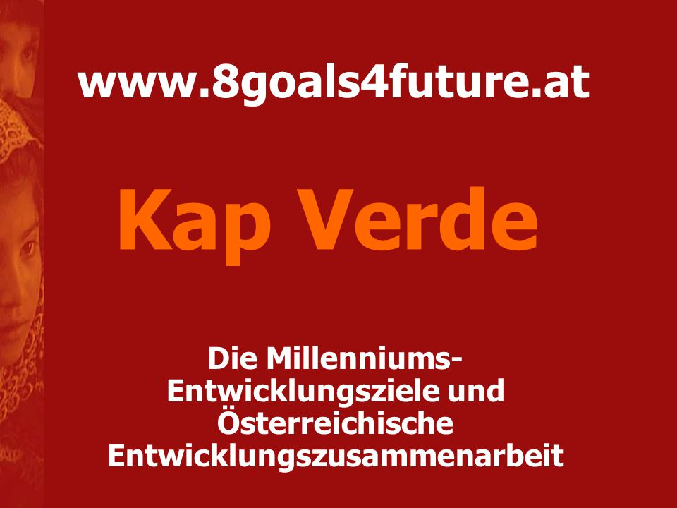 Kap Verde www.8goals4future.at