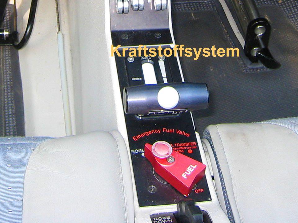 Kraftstoffsystem Kraftstoffsystem