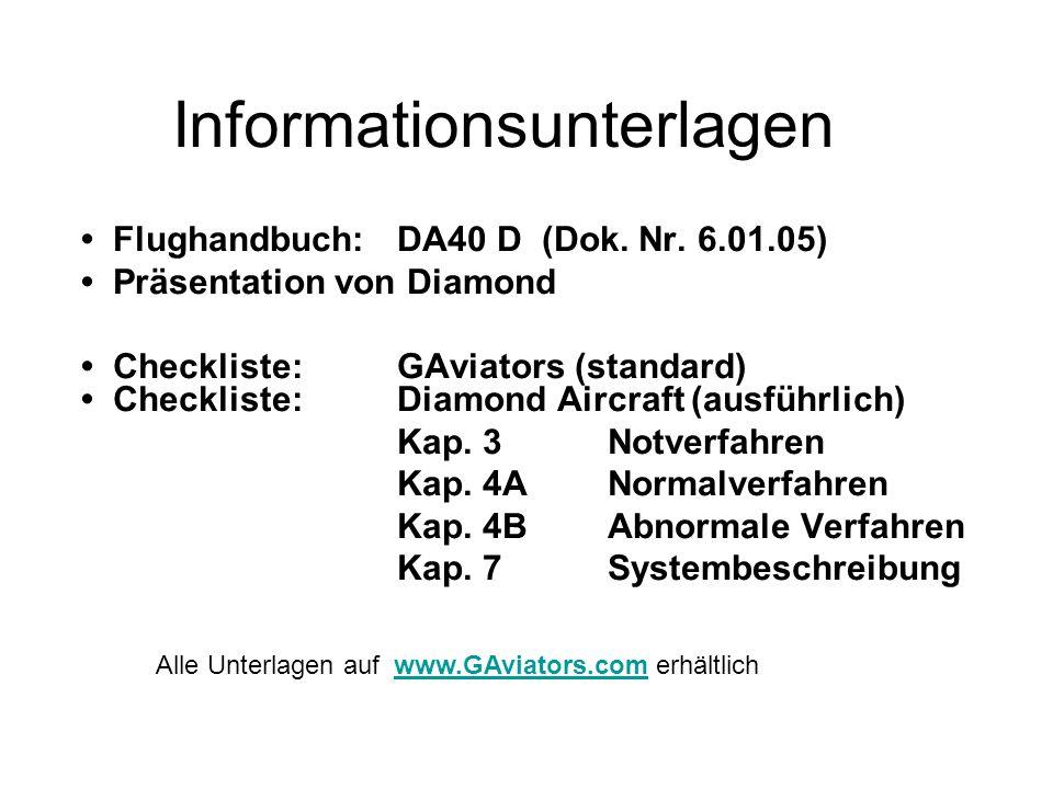 Informationsunterlagen