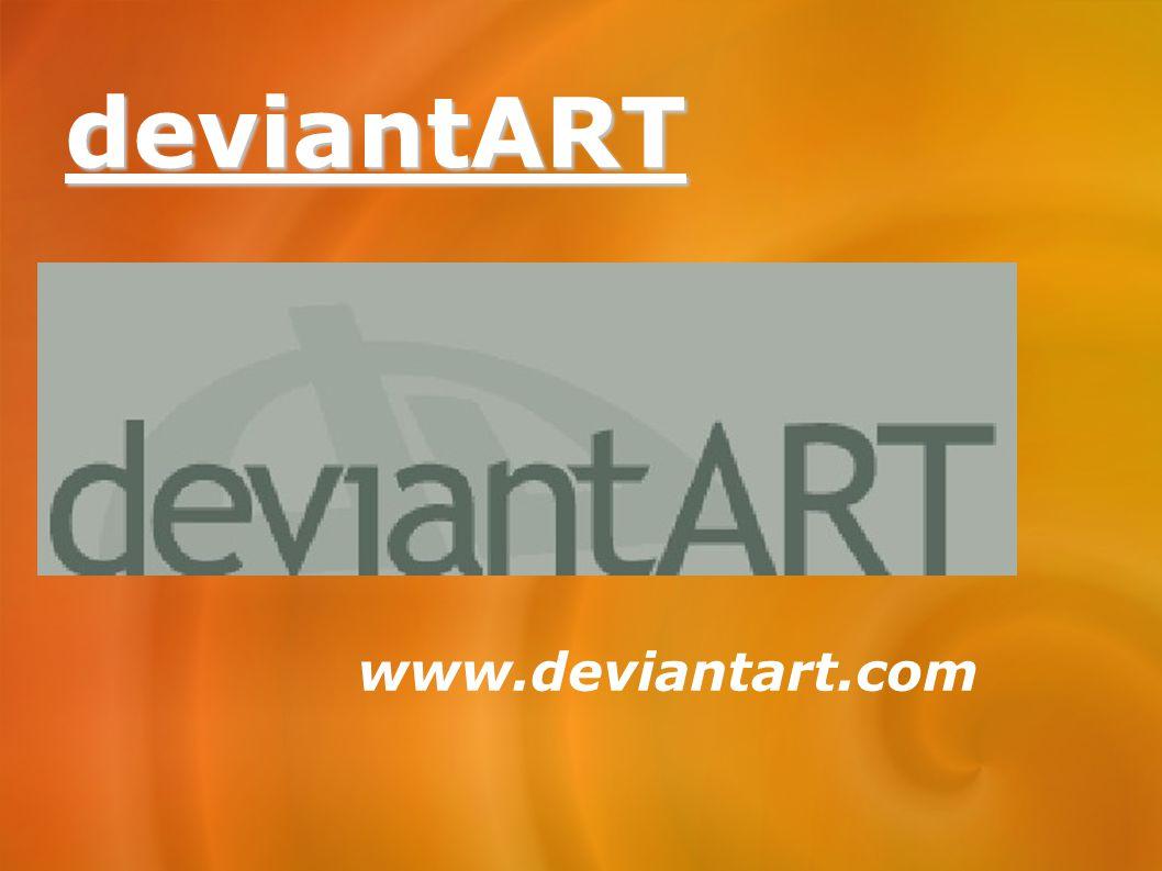 deviantART www.deviantart.com