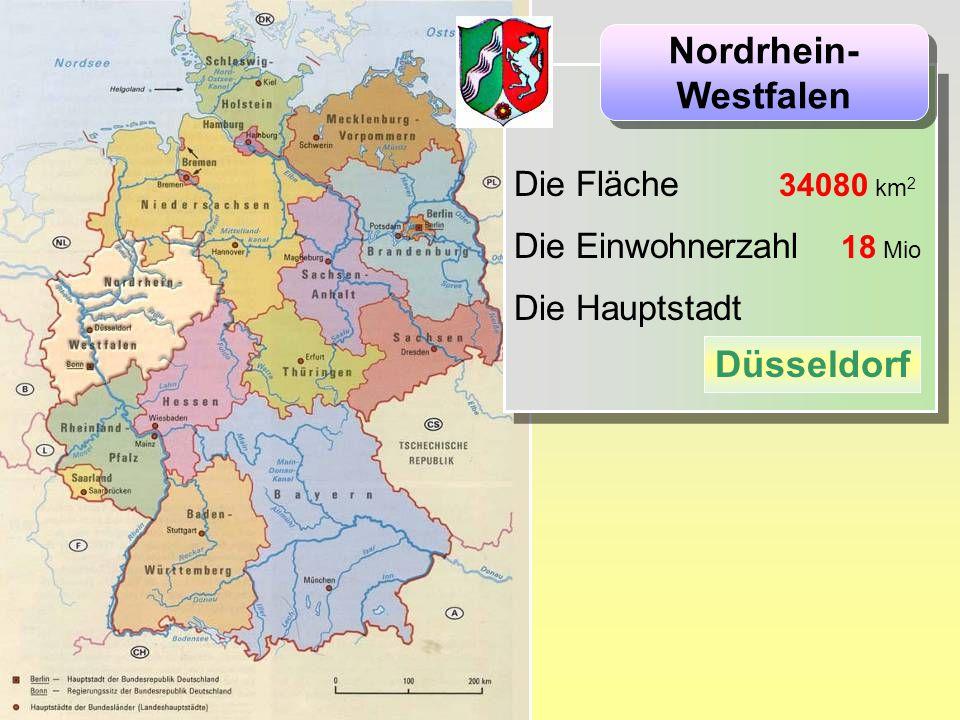 Nordrhein- Westfalen Düsseldorf