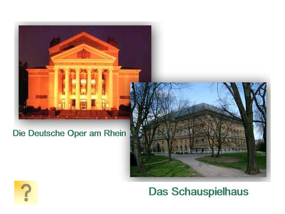 Die Deutsche Oper am Rhein