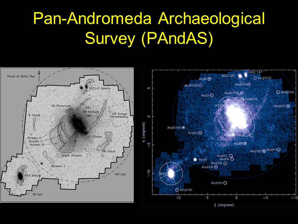Pan-Andromeda Archaeological Survey (PAndAS)