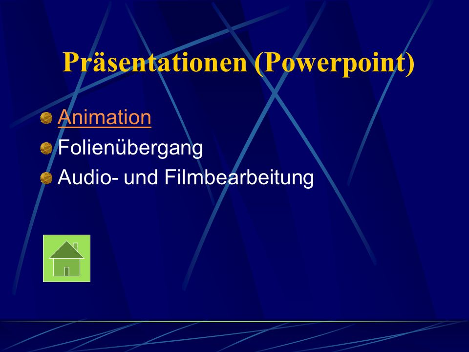 Präsentationen (Powerpoint)