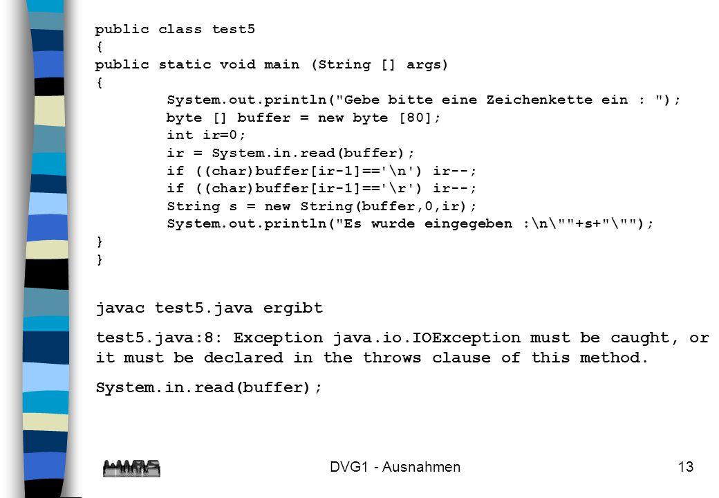 System.in.read(buffer);