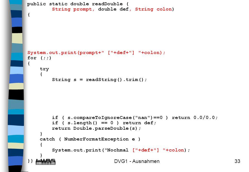 public static double readDouble (