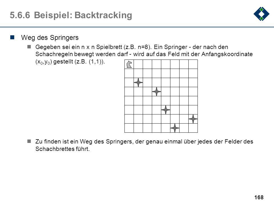 5.6.6 Beispiel: Backtracking